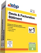 Pack formation EBP Devis Facturation Bâtiment 2017