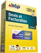 Pack tutoriels de formations EBP Devis Facturation Open Line